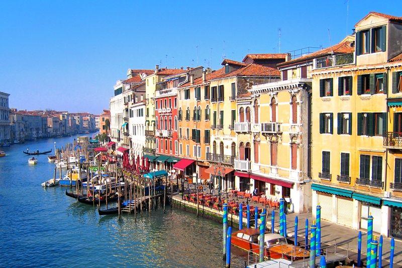 ベネチアのおすすめ観光名所5選!イタリア屈指の世界遺産の魅力を堪能しよう!