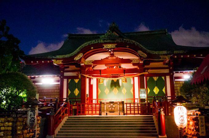 東京一の藤の名所「亀戸天神社」