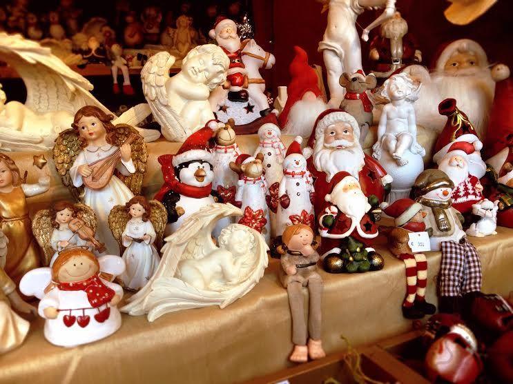 イベント盛りだくさんのクリスマスマーケット