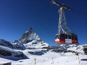 絶景スキー&スノボ!マッターホルンを望む「チェルビニア」