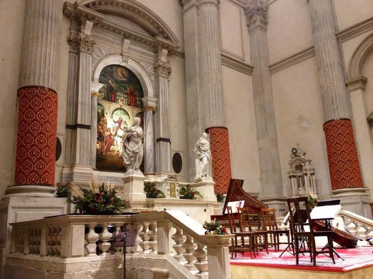 教会でのクラシックコンサート♪