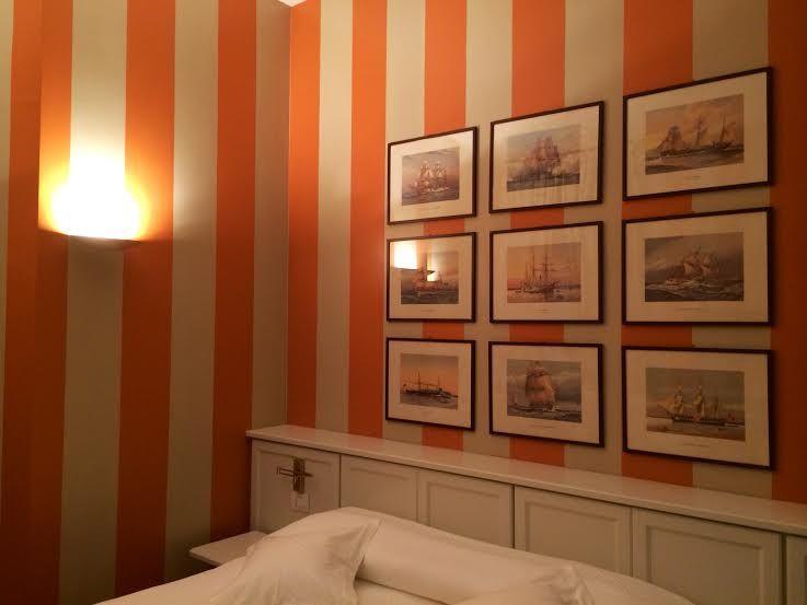 イタリアのセンスが光るお部屋の内装