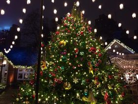 煌めくNYのクリスマス!華やかイルミネーション厳選5選