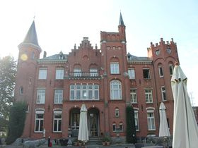 華麗!ベルギー・ブルージュのお城ホテル『ローデワイク ファンマーレ』