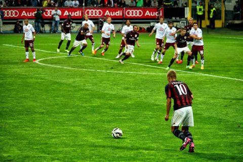 サッカーファン必見!セリエAのスタジアムもあるミラノへ行ってみたい!