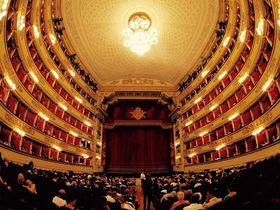 豪華絢爛!イタリアンオペラ最高峰「ミラノ・スカラ座」体験