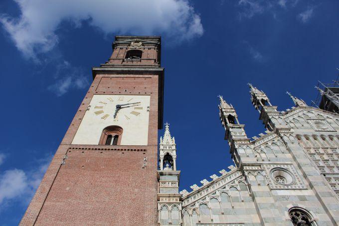 ヨーロッパ最古の王冠が眠るモンツァ大聖堂