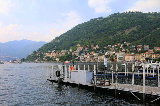 2.マジョーレ湖/コモ湖(イタリア)