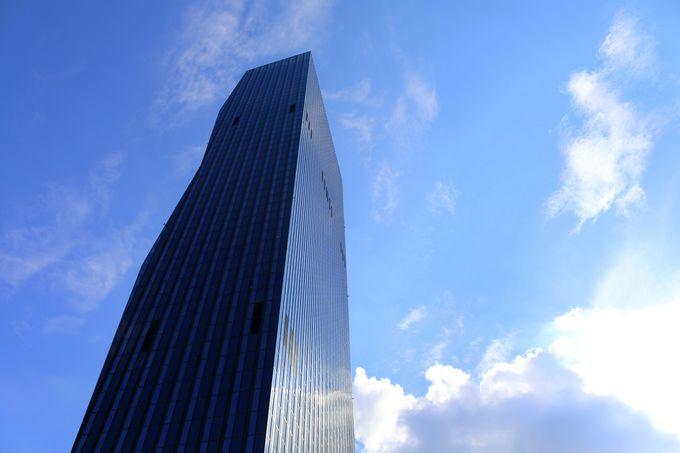 低価格が嬉しいウィーン最高層ビル内ホテル
