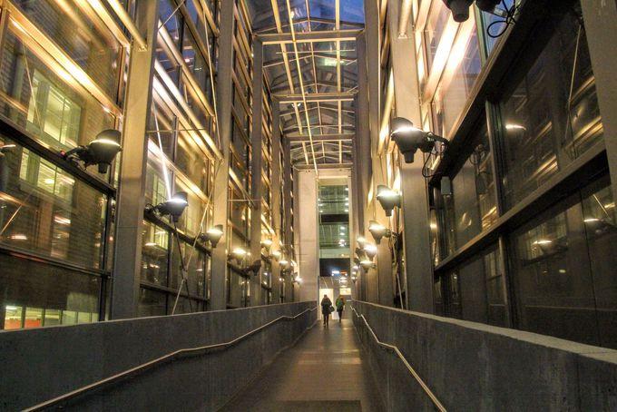 アラビアセンター内を散策しよう!