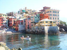 イタリア・ジェノバの穴場!カラフルで美しい村ボッカダッセ