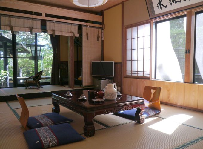 「神乃家 山楽荘」のお部屋