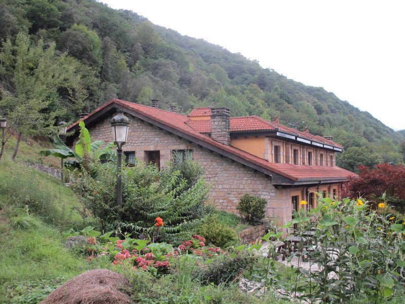 アレナス・デ・カブラレス村のプチホテル「Hotel La Casa de Juansabeli」
