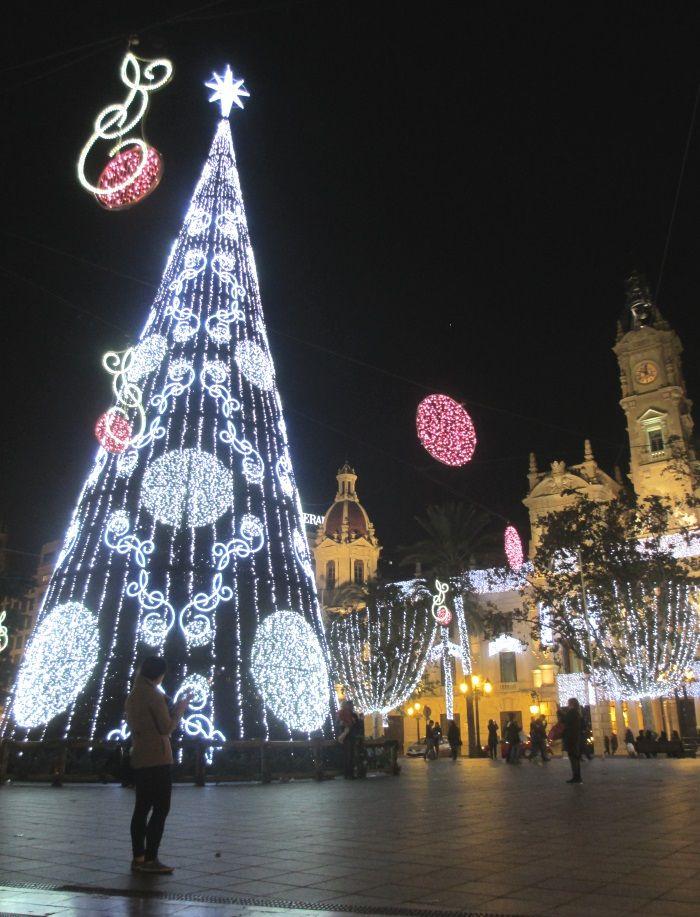 1月6日までクリスマス!バレンシアの年末旅行は盛り沢山