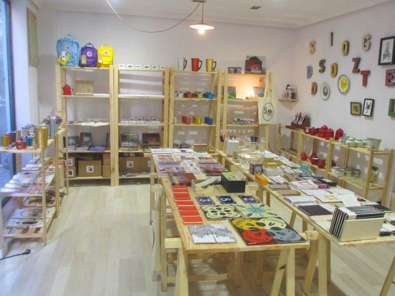 オシャレスペイン人カップルのキッチュな雑貨店「Sebastian Melmoth」