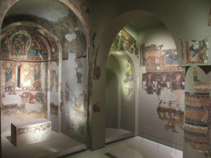 中世ロマネスク美術の全てが集結!