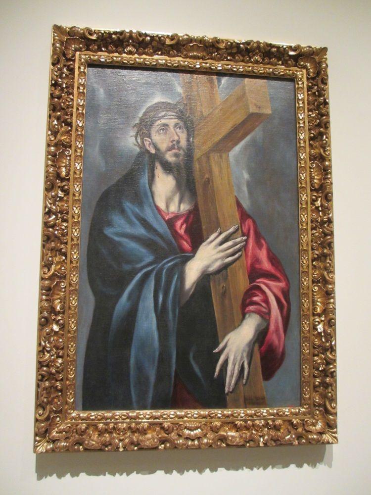 スペインの巨匠たちの作品も収蔵