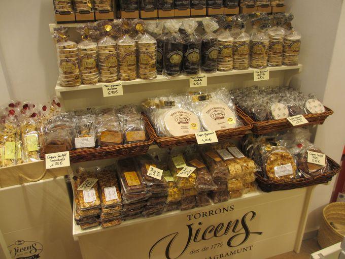 スペインのクリスマス菓子やチョコレートが有名な「VICENS」