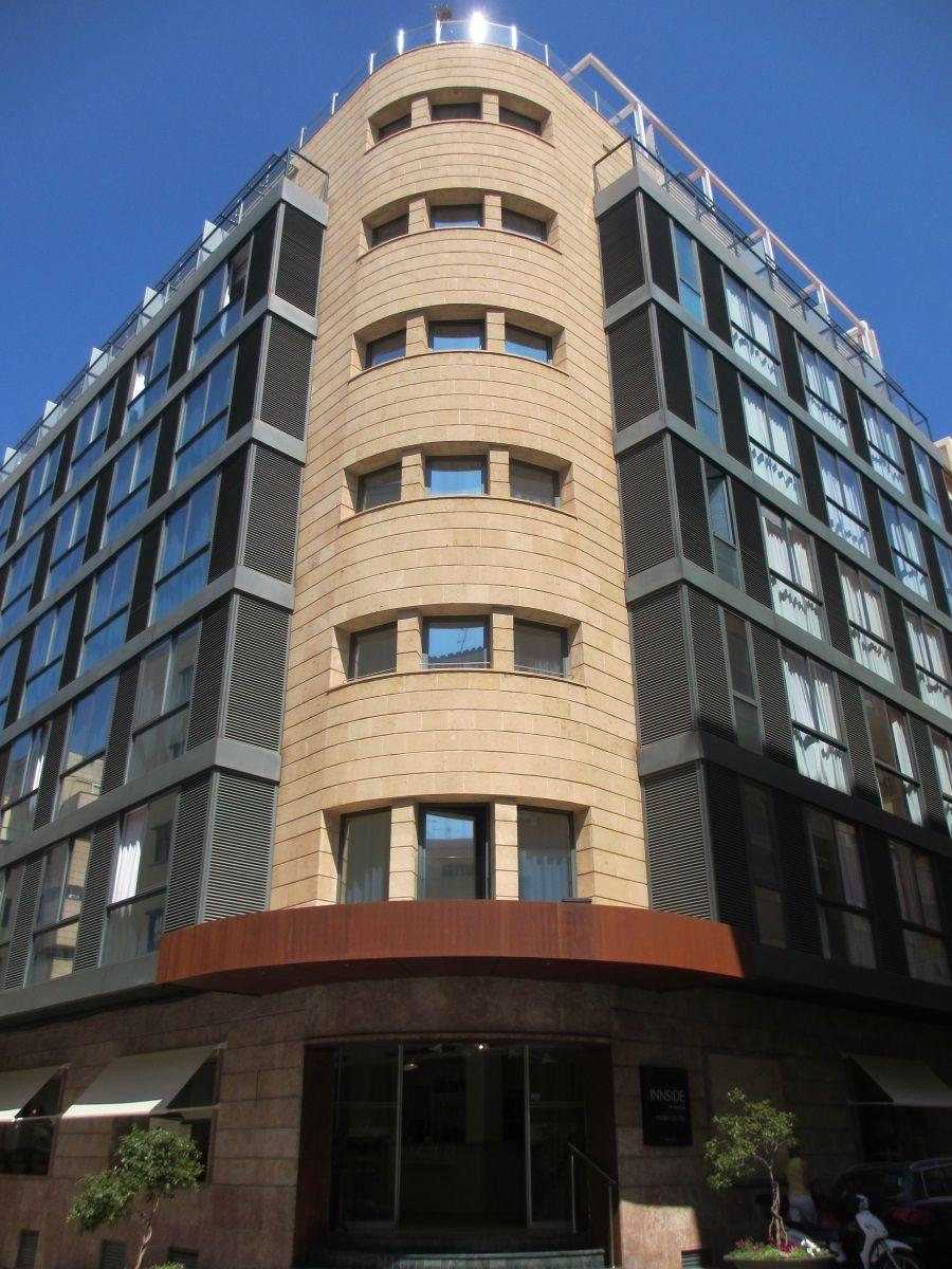 2015年に大幅改装された、モダンなホテル