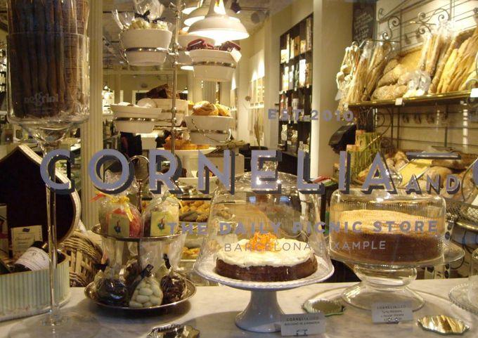 スノッブな雰囲気が漂うカフェ「CORNELIA and CO」