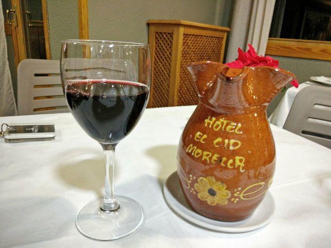 これで10ユーロ??郷土料理が食べられるホテルのレストラン