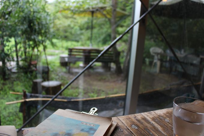 雨の似合うカフェ「PNB-1253」