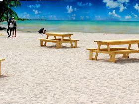 東京・立川の新名所「タチヒビーチ」白い砂浜でバーベキューも!