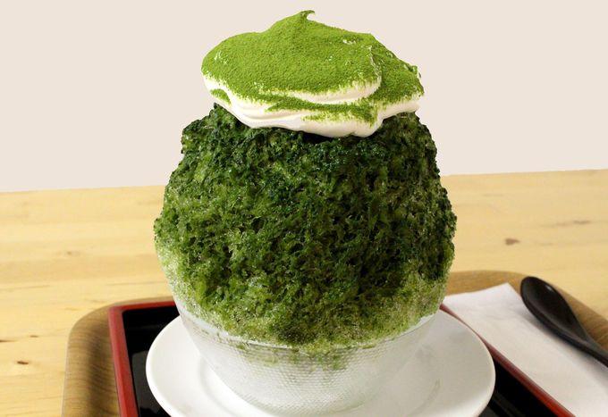 SNS映え抜群のかき氷「CAFE ANTI(カフェアンティ)」