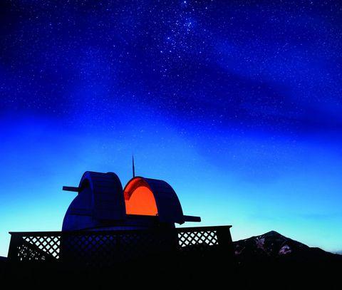 ロイヤルホテル八ヶ岳で満点の星空に出会う