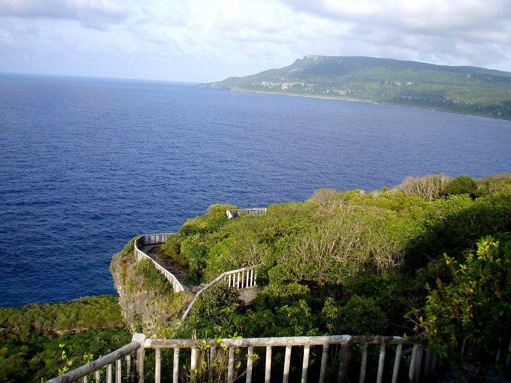 ロタ島は自然の宝庫!