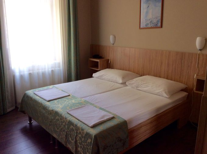 清潔ですっきりした部屋で快適な滞在