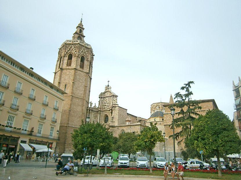 「バレンシア大聖堂」の歴史概略