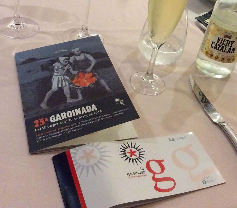 冬季限定スペイン・パラフルジェールの「ガロイナーダ」でウニ三昧!