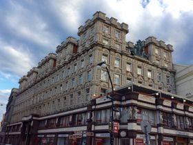 世界的にも珍しいキュービズム建築をプラハで見よう!
