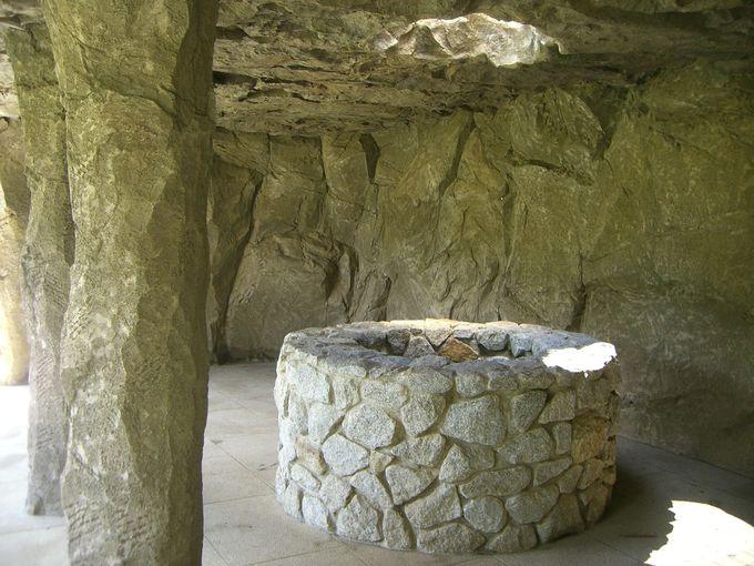 『テルマエ・ロマエ』水戸「七ツ洞公園」あの井戸や個人風呂はココ!
