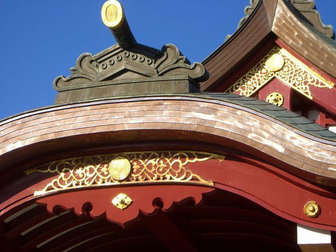 隠れハートスポット「笠間稲荷神社」