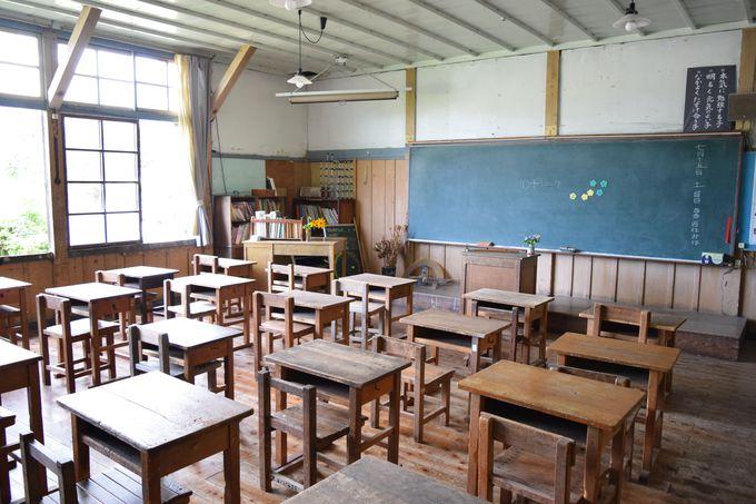 『花子とアン』『おひさま』のロケ地・旧上岡小学校!