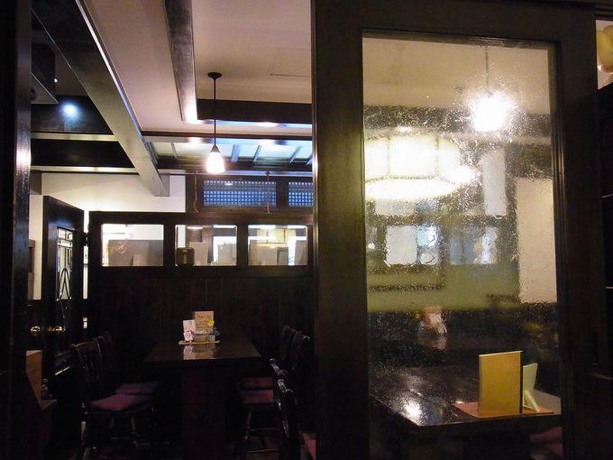 新しいものと古いものが調和した喫茶店でほんわか