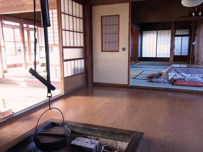 古き良き日本家屋に泊まって田舎暮らしを体験する!