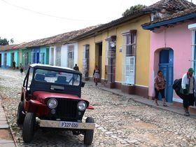 キューバの古き良き町トリニダーの歴史ある文化に触れる