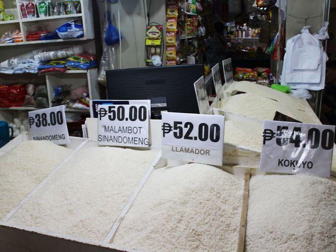 フィリピン人はお米が大好き!