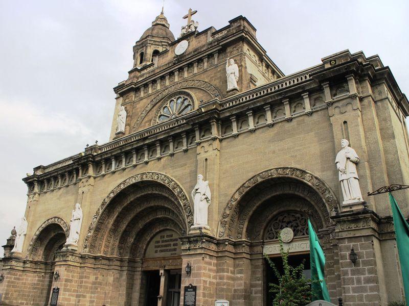 大都市マニラで歴史を感じる!城塞都市イントラムロス