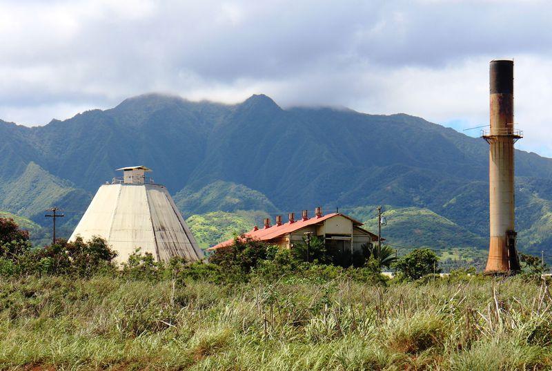 歴史あるシュガーミルと町散策が魅力!ハワイ・ワイアルア