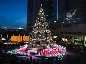 大阪・梅田であまり歩かずにクリスマスデートが楽しめる4大スポット
