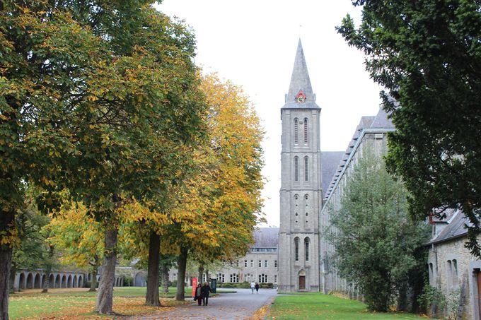マレッツブランドの起源、聖なるマレッツ修道院