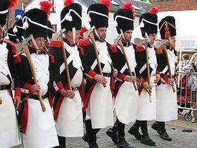 ユネスコ無形文化遺産!ベルギーのセルフォンテーヌでナポレオンを偲ぶ
