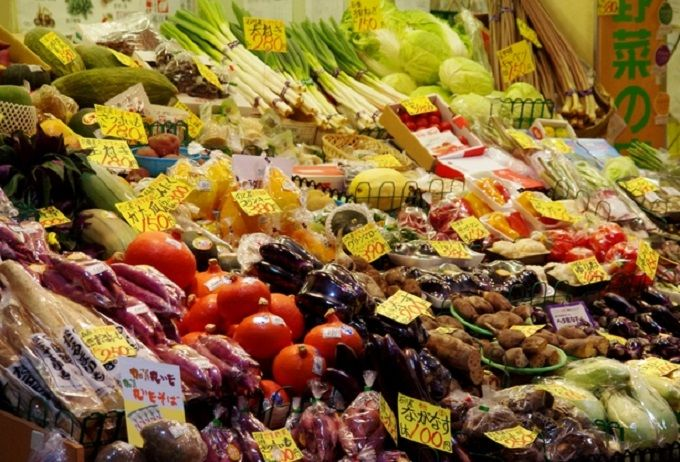 高級ブランド!加賀野菜は外せません。