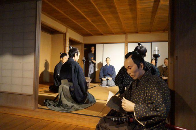 吉田松陰先生の授業が受けられる!「松陰記念館」