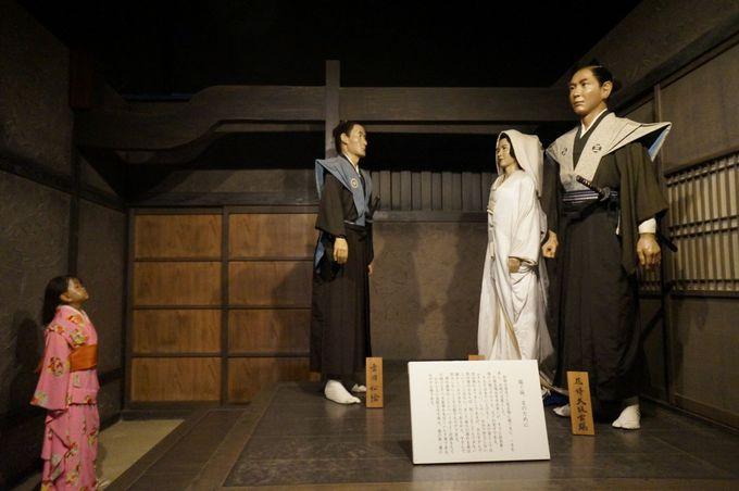 日本で最初の蝋人形館!「吉田松陰歴史館」