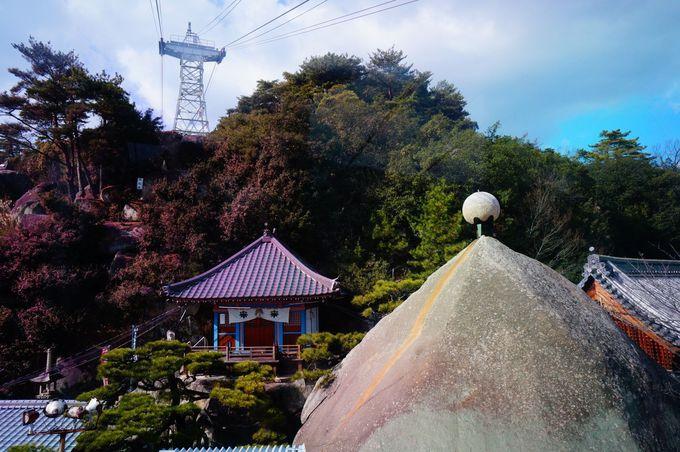 尾道観光の定番パワースポット「千光寺」